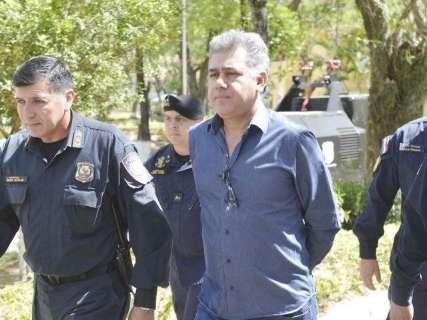 Juíza autoriza extradição, mas só após Pavão cumprir pena no Paraguai