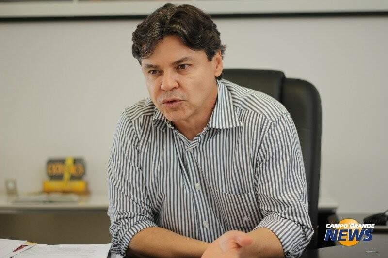 Paulo Duarte havia se afastado para concorrer ao cargo de deputado estadual (Foto/Arquivo)