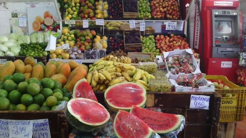 O pequeno negócio que lembra as tradicionais quitandas (Foto: Divulgação)