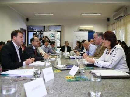 Secretários estaduais prestam contas sobre metas anuais e alinham ações