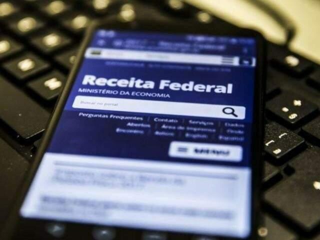 Para saber se teve a declaração liberada, o contribuinte deve acessar a página da Receita na internet (Foto: Marcello Casal Jr/Agência Brasil)