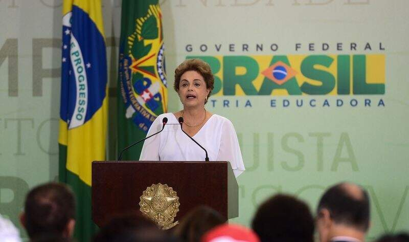 Defesa de Dilma será apresentada hoje à comissão especial. (Foto: Elza Fiúza/Agência Brasil)