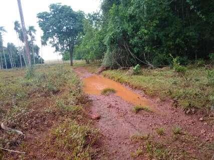 Governo cria comitê de emergência para combater lama no Rio da Prata