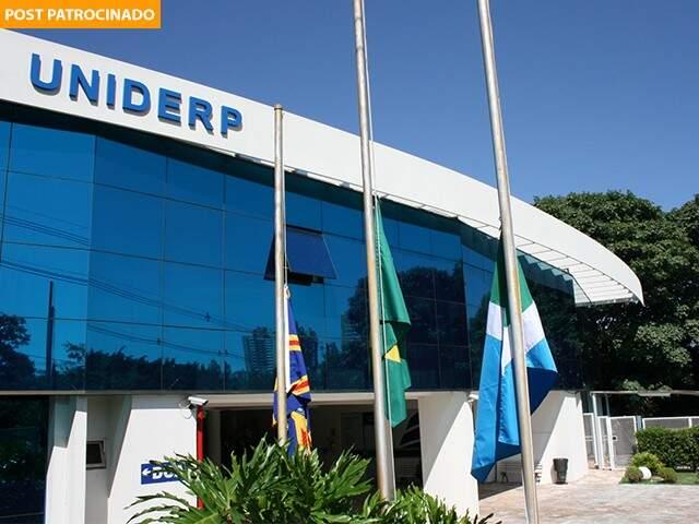 A instituição é uma das mais tradicionais universidades de Campo Grande. (Foto: Divulgação)