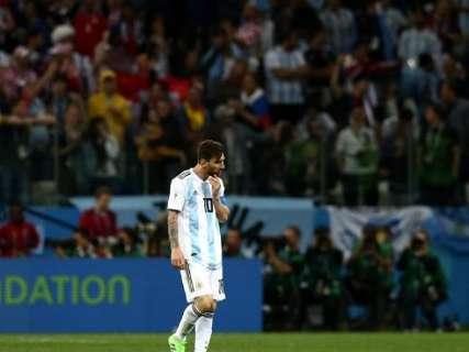 Croácia vence por 3 a 0, se classifica e complica situação da Argentina