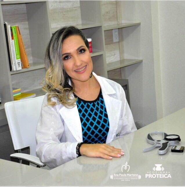 Ana Paula Martone nutricionista (Foto: Divulgação)