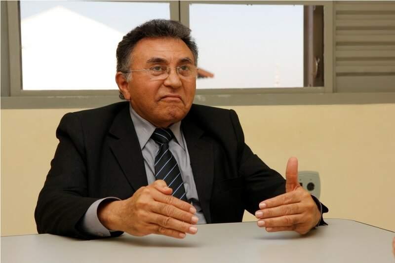 O juiz Odilon de Oliveira é a inspiração para Vítor, personagem de Mateus Solano no filme que deve chegar aos cinemas até janeiro de 2016 (Foto: Cleber Géllio)