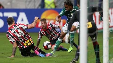 Com clássico paulista em destaque, Brasileirão tem seis jogos no domingo