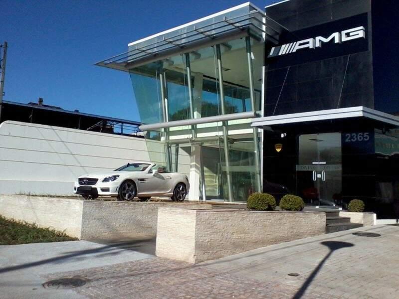 AMG inaugura sua segunda loja exclusiva no Brasil