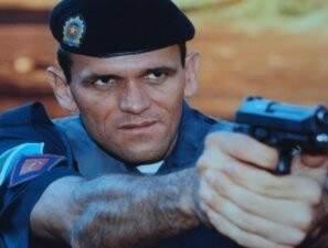 Silvio Molina, o policial militar preso pela PF em 25 de junho (Foto: Facebook/Reprodução)