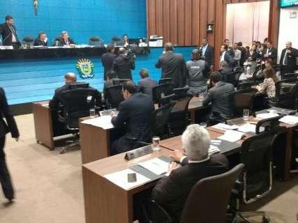 Assembleia aprova em 1ª votação reforma da Previdência dos servidores