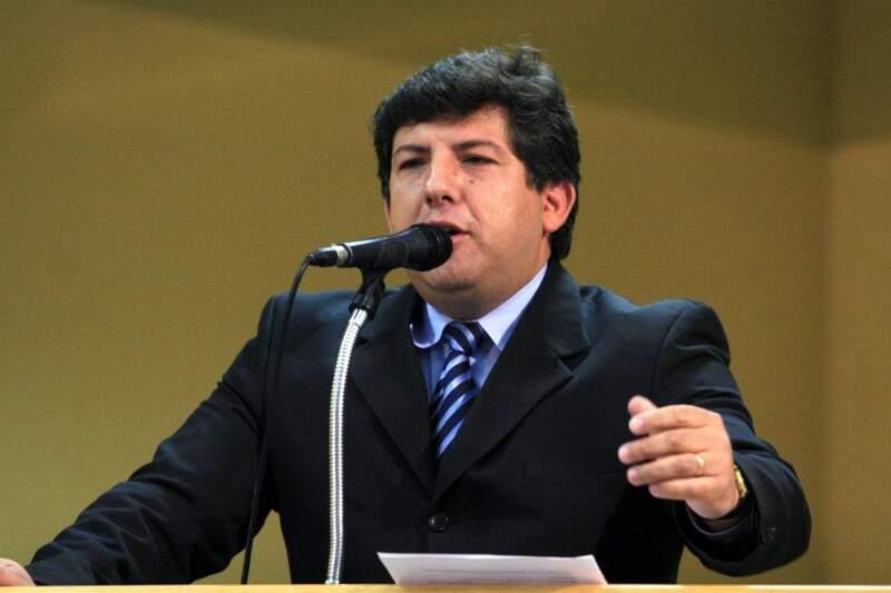 Lídio Lopes diz que assume vaga de deputado, mesmo sem partido. (Foto: Divulgação)