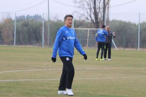 Em Mendoza, na Argentina, Grêmio abre fase de mata-mata da Libertadores