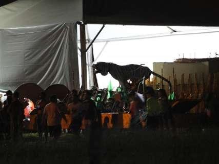 Apenas uma escola de samba votou para desfile do Grupo Especial ser mantido
