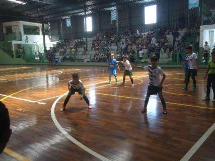 Copa estadual de futsal tem estreia de Ribas do Rio Pardo neste sábado