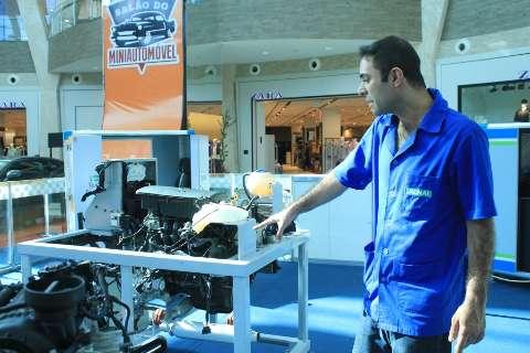 Exposição na Capital conta a história do automóvel, desde o primeiro carro