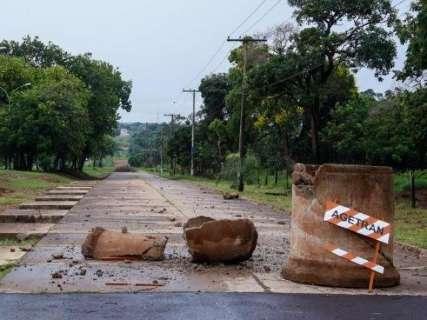 Parada há 4 anos, obra será retomada no prologamento da Avenida Rita Vieira