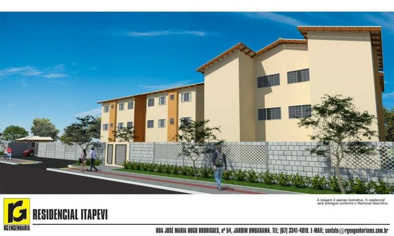Residencial Itapevi - Foto divulgação