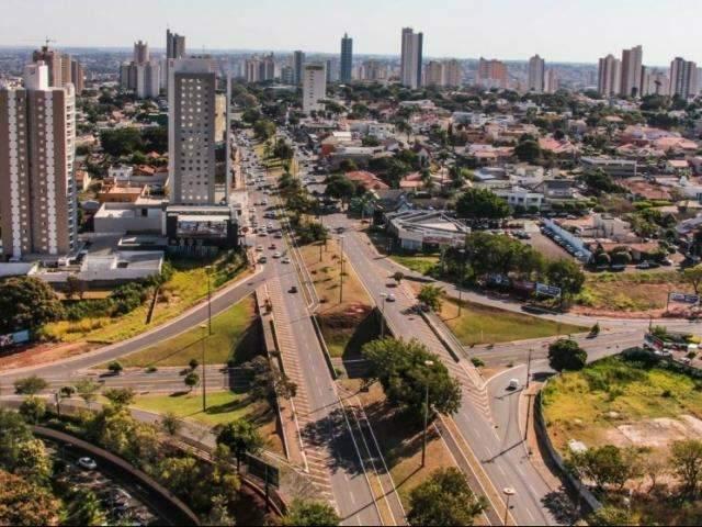 Arquiteturas paulista e carioca formaram identidade urbana de Campo Grande