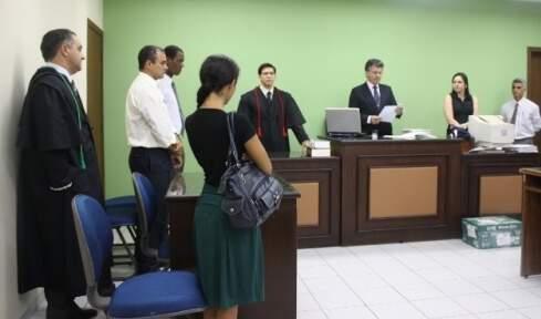 Valdenice da Silva, 20 anos, cumprirá pena de 3 anos em liberdade. Foto: Luiz Fernandes.