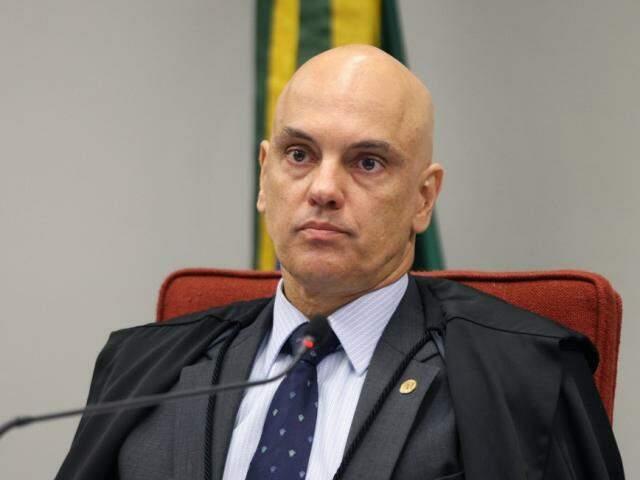 Decisão de Moraes será contestada por advogados em nova tentativa para evitar prisão de João Amorim. (Foto: Nelson Jr./SCO/STF)