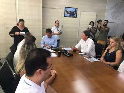 Prefeitura assina contratos de R$ 12 milhões para recapeamento de ruas
