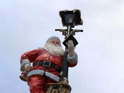 Natal terá chuva forte em pontos isolados à tarde e as temperaturas caem