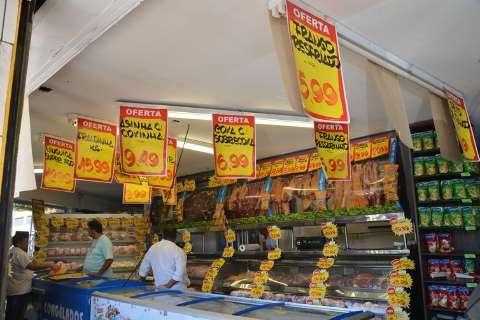 Efeito da greve dos caminhoneiros nos preços deve se dissipar este mês
