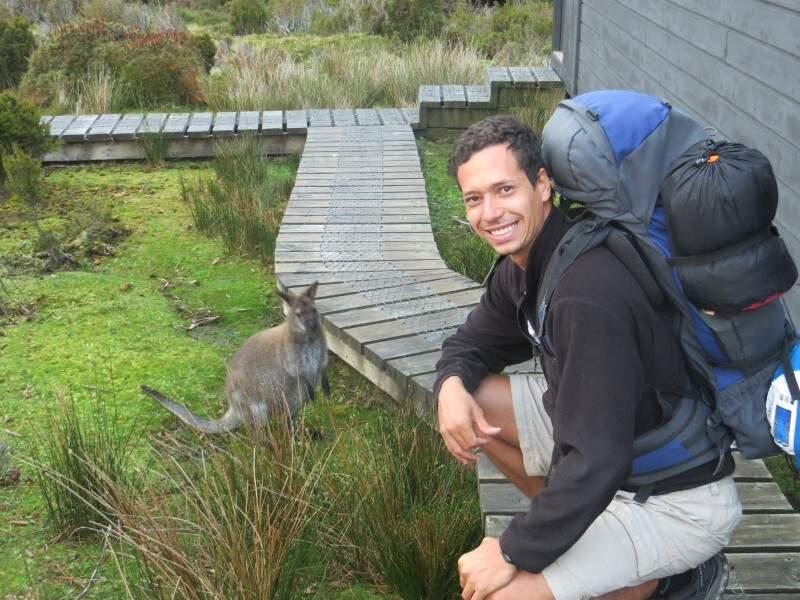 Viagem para Austrália. (Foto: Arquivo Pessoal)