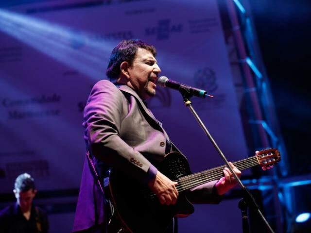 Michael Sullivan faz show no dia 23 de outubro em Campo Grande