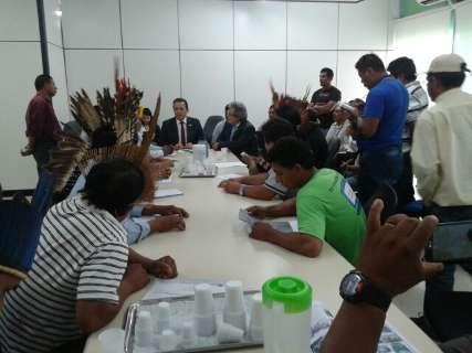 Ministro reconduz indígena ao cargo de coordenador de distrito da DSEI em MS