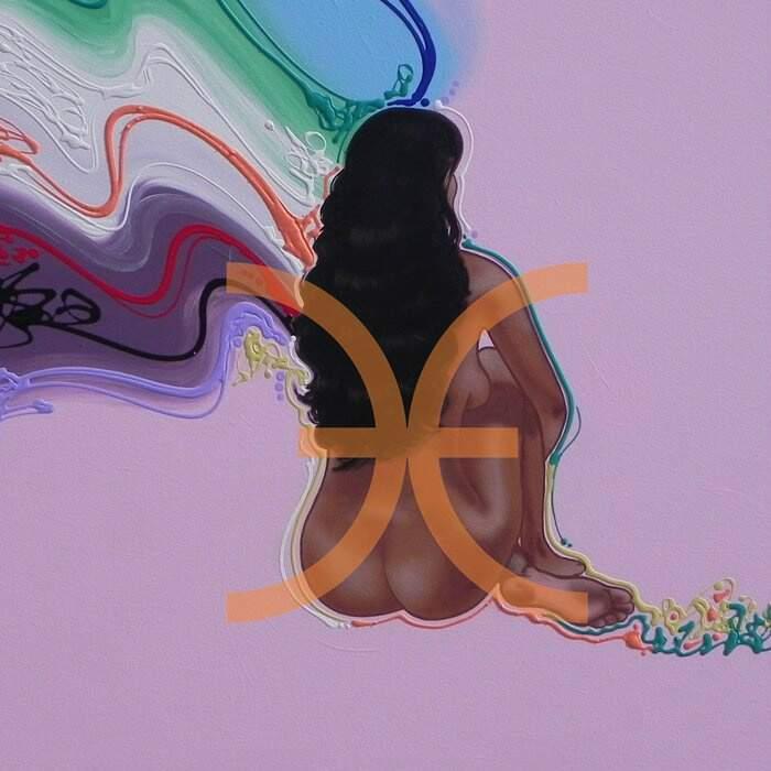 Obras mesclam o corpo feminino e os códigos astrológicos. (Foto: Divulgação)