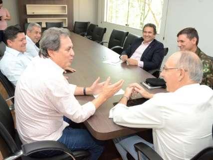 Moka encampa proposta para implantação de porto seco na fronteira com o Paraguai