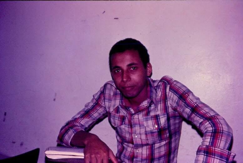 José, aos 25 anos, era quem fotografava os momentos nas pistas. (Foto: Arquivo Pessoal)