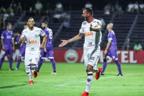 Botafogo e Atlético-MG saem de campo vitoriosos em seus jogos na rodada