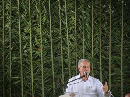 Governador sanciona fundo sobre incentivos fiscais em evento na Fiems
