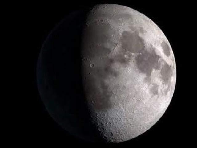 Lua (Foto: Nasa/Reprodução)