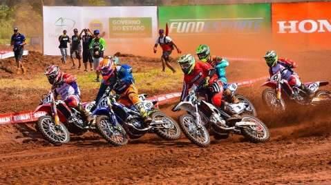 Estadual de motocross acontece neste fim de semana em Rochedo