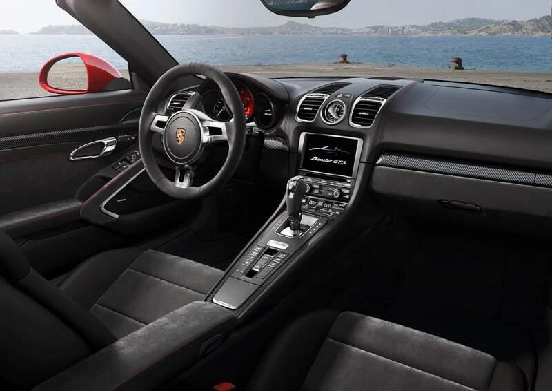 Boxster GTS - Interior