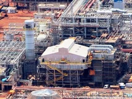 Petrobras confirma negociação de fábrica em obras com empresa russa