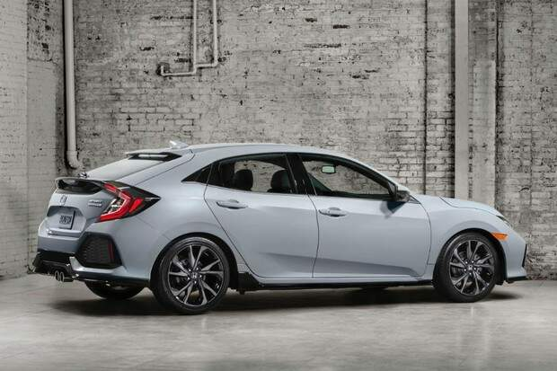 Honda revela novo Civic Hatch