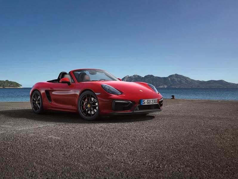 Boxster GTS - Fotos divulgação Porsche