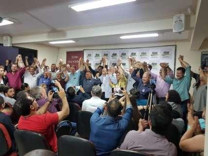 MDB apoia Odilon, mas libera filiados que quiserem seguir Reinaldo