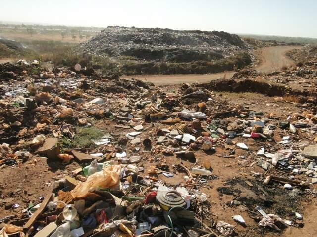 Tratamento de lixo é fundamental para evitar a degradação do meio ambiente. (Foto; Divulgação)
