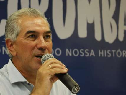 Outras prioridades surgiram e gestão terá mudanças, confirma Reinaldo