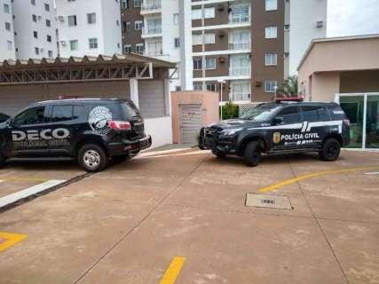Documento e celular são apreendidos em operação contra fraude em Detran
