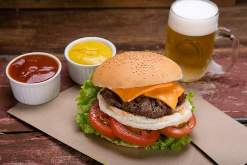 hamburguer de ponta de costela - Foto Divulgação