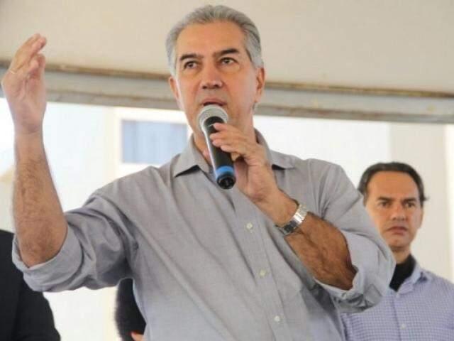 Reinaldo afirma que só conclui obra se tiver a chancela da Justiça. (Foto: Arquivo)