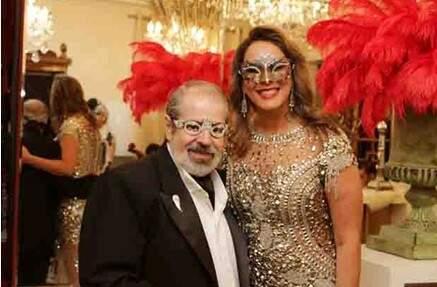 Abrindo Morar Mais 2013 no Rádio Clube com a amiga Iara Diniz.