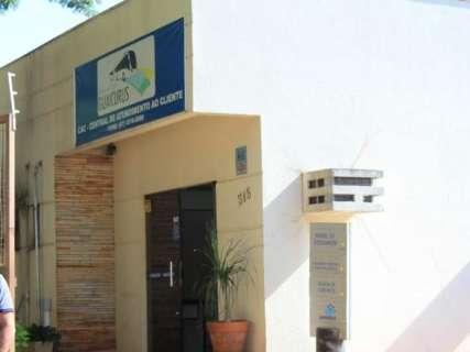 Ladrões arrombam sede do Consórcio Guaicurus e levam quase R$ 4 mil